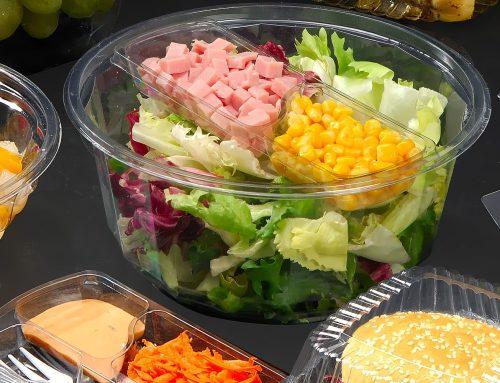 بسته بندی مدرن مواد غذایی